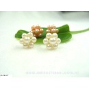 Pearl Stud Earrings  (Hong Kong)