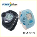 Mini Walkie Talkie Watch 0.5W for Family  Use, Mini Two Way Radio Comes With 5v Power Supply   (Hong Kong)