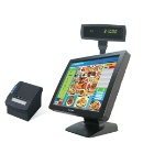LCD All-in-One Touchscreen Computer (China)