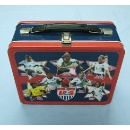 Tin Lunch Box with Thermos Set (Hong Kong)