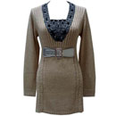 Ladies' Long-Sleeve Tunic (China)