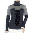 Ladies' Turtleneck Sweater (China)