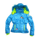 Ladies' Hooded Jacket (China)