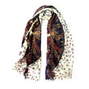Ladies' Patterned Scarf (India)