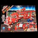 Toy Truck Playset (Hong Kong)