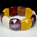 Color Stone Bracelet (Hong Kong)