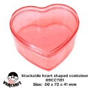Heart Shaped Container (Hong Kong)
