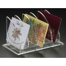 Acrylic Card Holder (China)