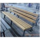 Wood Deck Chair (China)