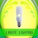 Mini Spiral Energy-Saving Bulb (China)