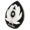 Embroidered Patch (Hong Kong)
