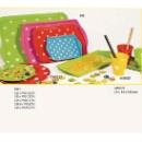 Multi Dot Melamine Tray (Hong Kong)