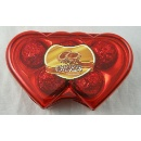 64g T5 Crisp Nut Chocolate Twin Heart (China)