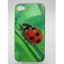 Engraving iPhone Case for iPhone 4 (Hong Kong)