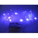 Copper Wire LED Light String Battery Powered (Hong Kong)
