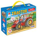 Kids' Tractor Puzzle (India)