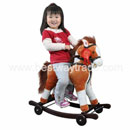 Rocking Horse with Wheels (China)