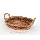 Woven Wood Basket (Hong Kong)