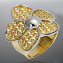 18K Gold Ring (Italy)