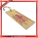 Custom Brand Paper Hang Tag for Clothing (China)