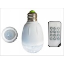 Remote Control Dimmable LED Lamp (China)