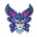Wall Plaque Butterfly Mask (Hong Kong)