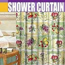 Vinyl Shower Curtain (Hong Kong)