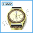 Watch-Shaped Gift Box (Hong Kong)