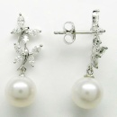 Pearl Drop Earring (Hong Kong)