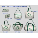 ECO Recycled Material Bag Range   (Hong Kong)