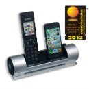 DECT with Bluetooth iPhone 5 Docking and Stereo Speakers (Hong Kong)