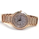 300 Crystals Stone Dial Ladies Bracelet Watch (Hong Kong)