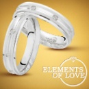 Elements of Love (18K White Gold Diamond Ring) (Hong Kong)