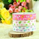 Colorful Butterfly Printed Ribbon (China)