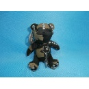 Stuffed Bear Keychain (Hong Kong)