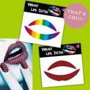 Lip Tattoo Sticker (Hong Kong)