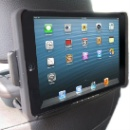 Crash Test Approved Headrest Mount for iPad Mini  (Hong Kong)