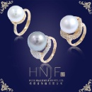 Pearl Ring (South Sea Pearl / Mabe / Fresh Water Pearl) (Hong Kong)