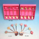 Tea Spoon Set (Taiwan)