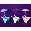 Baby Shower Cradle with Umbrella (Hong Kong)