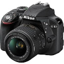 Nikon D3300 Kit (18-55mm) Black  (Hong Kong)
