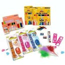 Marker, Colour Pencil, Pencil Set, Stencil Ruler (Hong Kong)