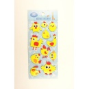 Blister Sticker (China)