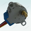 12V 4 Phase DC Stepper Motor with Stepping Gearbox (Hong Kong)
