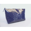 Butterfly Patent Large Cosmetic Bag (Hong Kong)