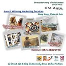 Macau Direct Marketing Services - Promoting Your Products/Services (Hong Kong)