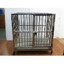 Stainless Steel Pets Cage (Hong Kong)