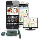 Smartphone Remote Control & Tracking (GPS/GPRS/GSM Tracking System with RS232 Data Port) (Taiwan)