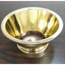 Aluminum Reflector with gold color plating (Hong Kong)