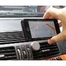 Case + Car - Magnetic Car Holder with Aluminum Case (Hong Kong)